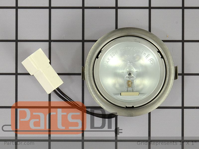 Wp8186678 Whirlpool Vent Hood Light Bulb Parts Dr