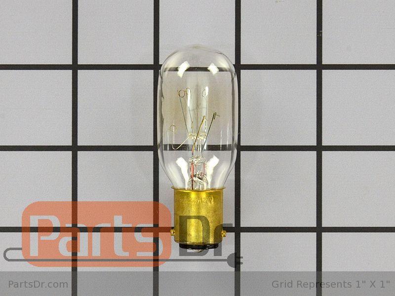 Light Bulb (25W) on