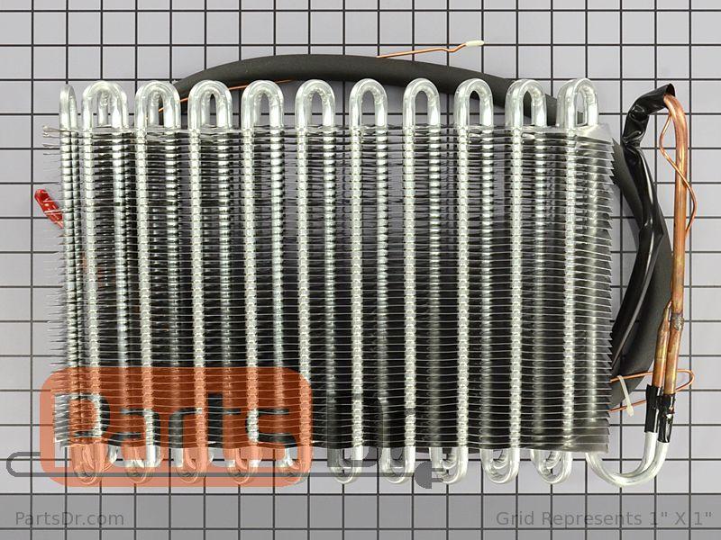 Whirlpool Refrigerator Evaporator Coil Location New Coil