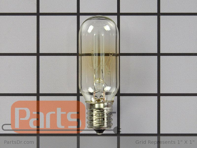 WPR0713676 Light Bulb Compatible With Whirlpool Microwaves