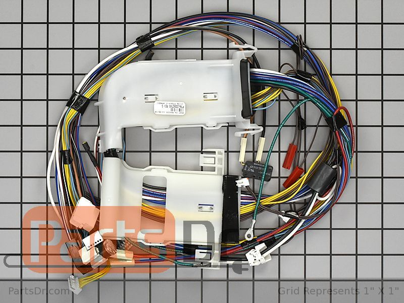 Dishwasher Replace Wiring Harness: Wiring Harnessrh:partsdr.com,Design