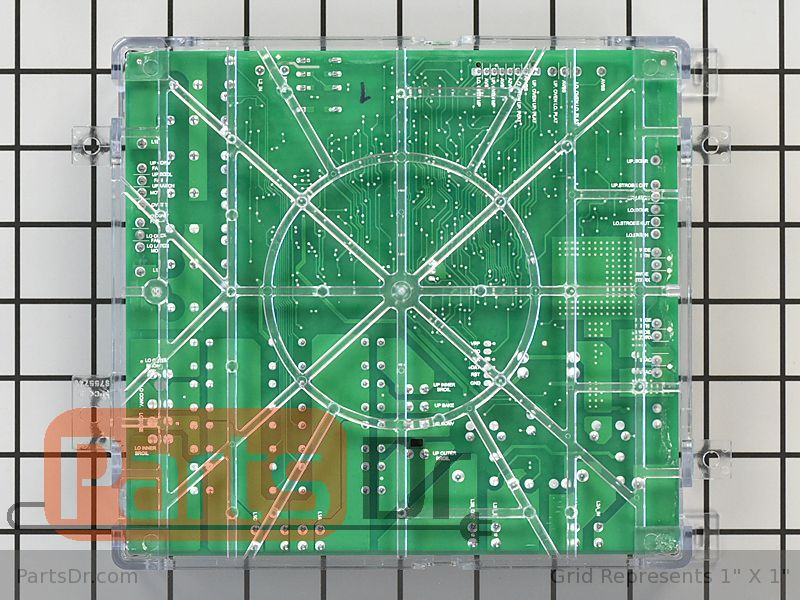 WPW10119143 - Whirlpool Range Oven Control Board | Parts Dr on