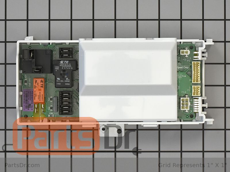 wpw10174746 whirlpool dryer main control board parts dr