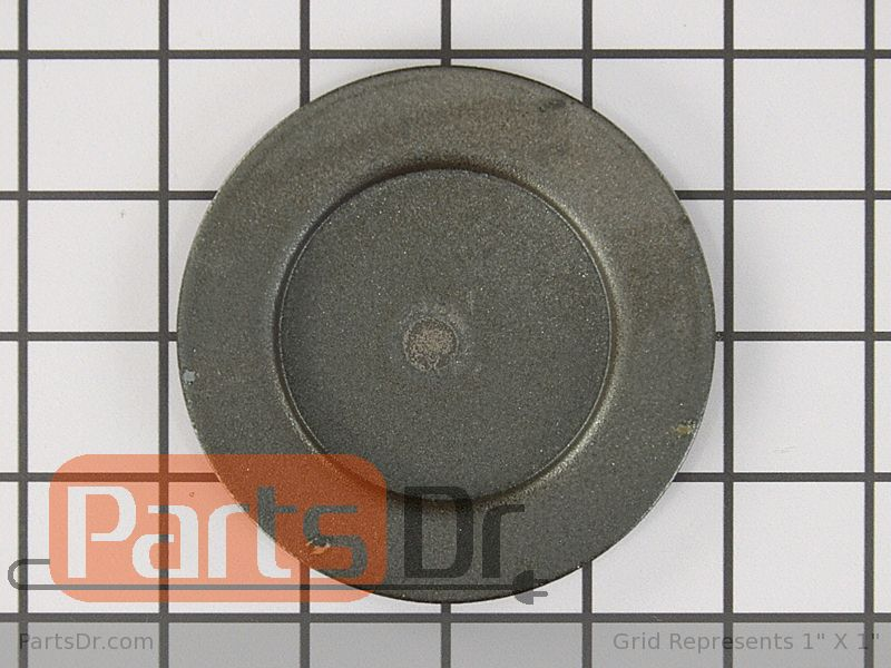 Whirlpool Range Oven Surface Burner Cap XL W10183368 WPW10183368