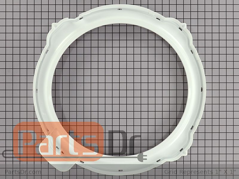 Wpw10215107 Whirlpool Tub Ring Outer Tub Parts Dr