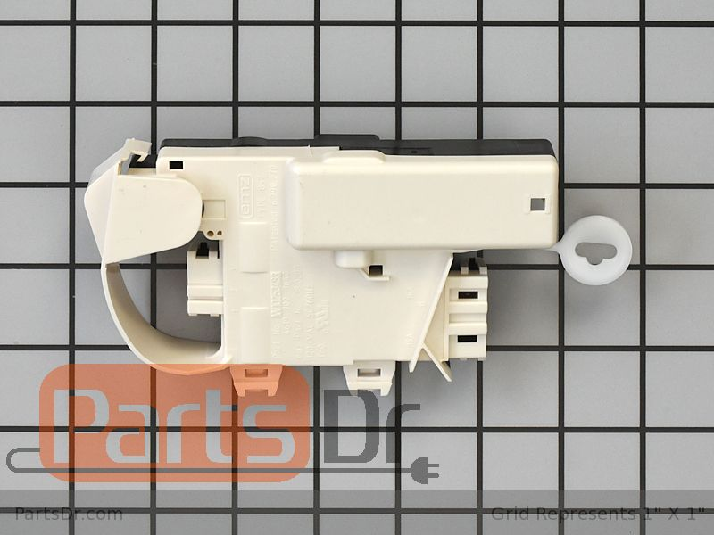 Genuine Whirlpool Washer Door Latch Assembly 8540772 W10253483 8540222