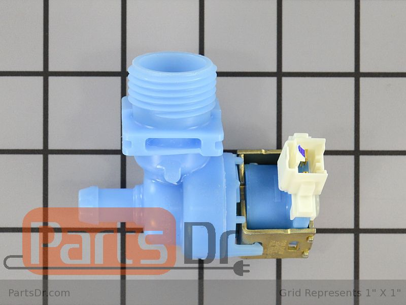 Wpw10327249 Whirlpool Water Inlet Valve Parts Dr