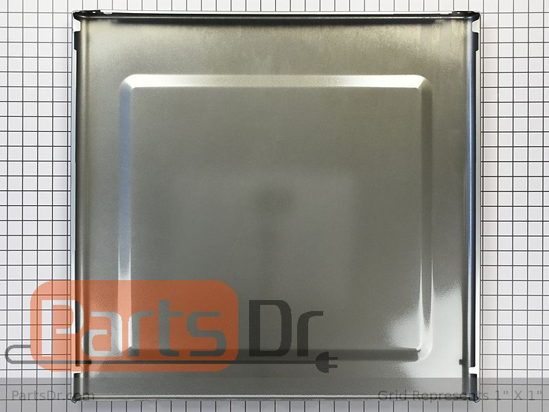 Top Panel (Chrome Shadow) WPW10460919