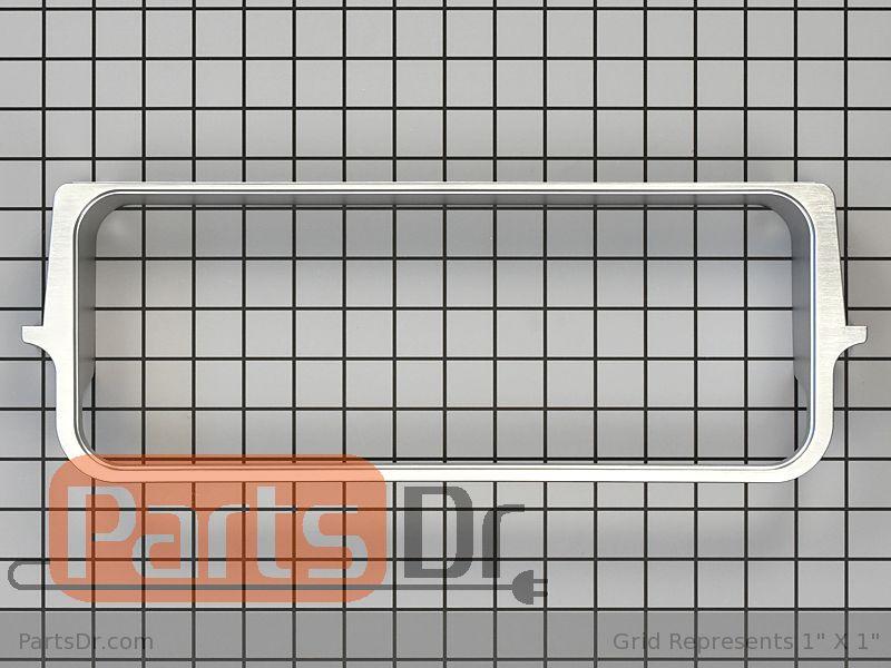 WPW10494333 - Whirlpool Door Shelf Frame   Parts Dr on