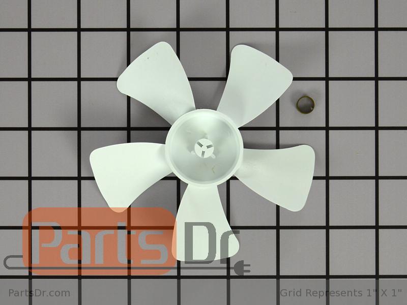 WR60X114 GE Fan Blade Genuine OEM WR60X114