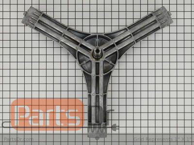 Dc97 14875b Samsung Flange Shaft Assembly Parts Dr