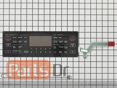 DG34-00011A Samsung Range Stove Touchpad