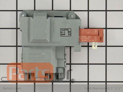 134550800 Frigidaire Affinity Washer Door Hinge Parts Dr