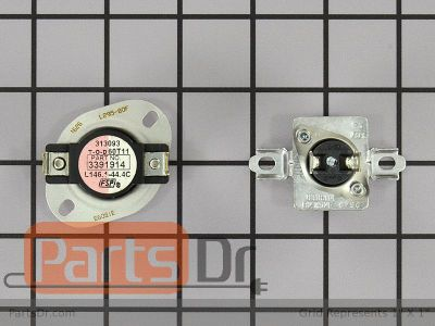 Thermal Fuse & Thermostat 279973