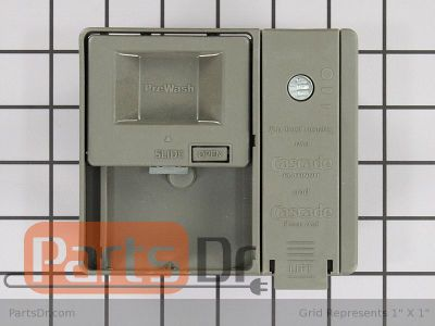 W10861000 Whirlpool Dishwasher